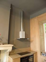 habillage hotte cuisine conduit de hotte de cuisine semi rigide en aluminium