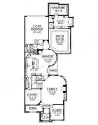 narrow floor plans for houses hidden oaks narrow floor plans luxury floor plans