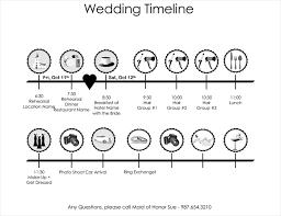 wedding itinerary template 8 free wedding itinerary templates and schedule templates for big day