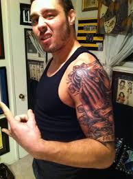 yameex 2011 fighter tattoo