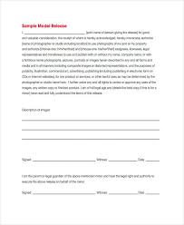 20 free print release form