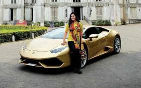 owning a lamborghini aventador meet sheetal dugar the indian to own a lamborghini