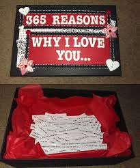 valentines presents for him 30 heart touching diy gifts for him styleadmirer