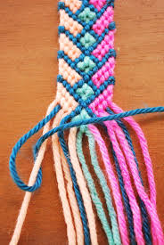 friendship bracelet images Diy the crazy complicated friendship bracelet diy pinterest jpg