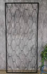 custom metal gate window grille