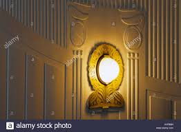Art Deco Wall Sconces Wall Sconce Stock Photos U0026 Wall Sconce Stock Images Alamy