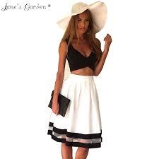 chic dress online shop 2017 summer chic women dress two 2 set