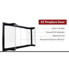 ez door for lennox fireplaces with free shipping