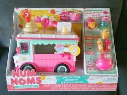 glitter truck num noms lip gloss truck this is life