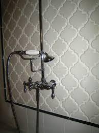 Arabesque Backsplash Tile by Interior Awesome Arabesque Backsplash Tile Tiles Best Images