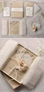 rustic chic wedding invitations top 15 popular rustic wedding invitaitons idea sles on