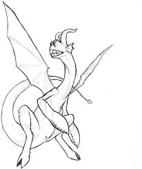free printable dragon coloring pages kids