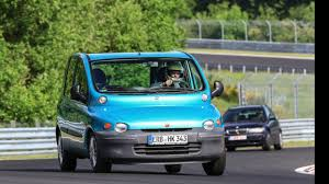 fiat multipla top gear fiat multipla nürburgring highlights cut youtube