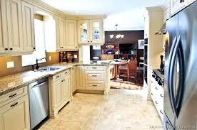 antique cream kitchen cabinets kitchen antique cream kitchen cabinet colored cabinets with glaze