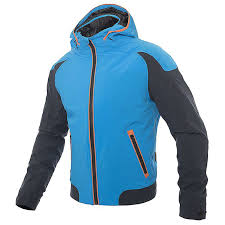 blue motorbike jacket paddock d dry electric blue ebony jacket jackets waterproof
