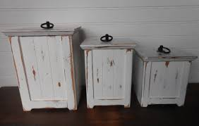 rustic kitchen canisters white farmhouse kitchen canisters quicua