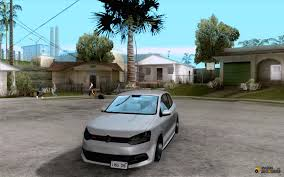 volkswagen polo modified polo gti stanced for gta san andreas