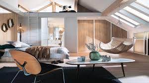 chambre dans combles comment aménager une pièce sous les combles en chambre