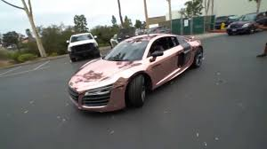 audi r8 lance stewart tanner braungardt car well with the name tanner there are two