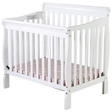 Convertible Mini Crib On Me 3 In 1 Aden Convertible Mini Crib White 628w Ny