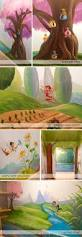 Safari Wall Murals 85 Best Enchanted Forest Project Images On Pinterest James Brown