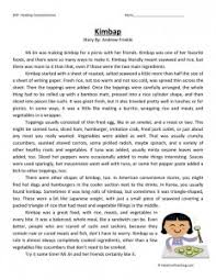 non fiction reading comprehension worksheets