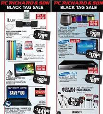 appliance sales black friday pc richards black friday tag sale appliance and television