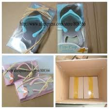 unique wedding present ideas aliexpress buy 20pcs lot unique wedding ideas of flip flop
