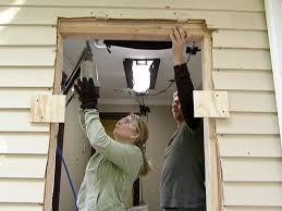 Exterior Door Install Install An Exterior Door Hgtv