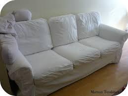faire housse canapé comment nettoyer un canapé en tissu maman tendance