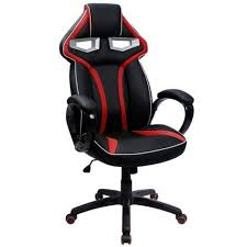 Are Gaming Chairs Worth It Gaming Chairs Furmax Pu Leather Gaming Chair Robot U0027s Eye Series