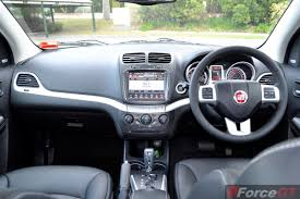 fiat freemont fiat freemont review 2013 fiat freemont lounge interior dashboard