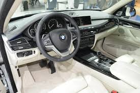 bmw x5 inside bmw x5 xdrive40e at the 2015 frankfurt motor show photos