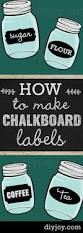 Cute Diy Home Decor Projects Best 25 Diy Chalkboard Ideas On Pinterest Chalk Board Diy