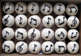 music note cake designs musical note cupcakes cupcakes the