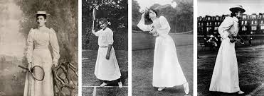 from corsets to culottes u2013 a brief history of tennis fashion