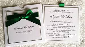 Pocket Invites Amarie Bespoke Luxury Pocket Wedding Invitations
