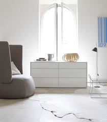 White Bedroom Chest Of Drawers By Loft Dado Cassettone Http Www Bebitalia It Products Product Dado