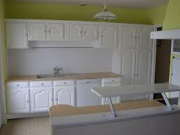 repeindre cuisine peindre une cuisine rustique en moderne argileo