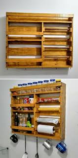 kitchen cabinets from pallet wood pallet wall cabinets with horizontal storage ideas