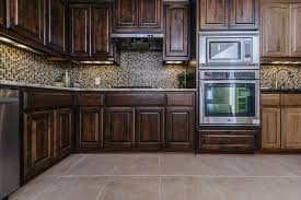 fine kitchen floor tiles with light cabinets kitchenawesome