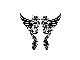 celtic viking dragons tattoos in 2017 real photo pictures