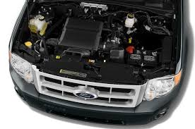 Ford Explorer Hybrid - 2013 ford escape goes four cylinder only gains two ecoboost engines