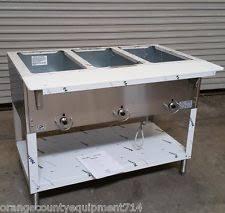 duke gas steam table gas steam table ebay
