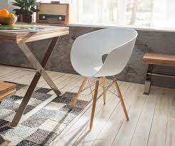 wei e st hle esszimmer innenarchitektur geräumiges moderne weiße stühle weie esszimmer
