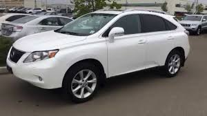 lexus rx 350 used toronto lexus certified pre owned white on black 2012 rx 350 awd touring