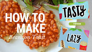 funny thanksgiving toasts how to make beans on toast u0027the perfect hangover cure u0027 tasty by