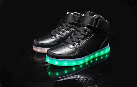 high top light up shoes new style led light up shoes flashing sneakers cute kawaii
