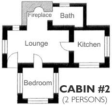 Cabin Floorplan by Bastrop State Park Cabin 2 U2014 Texas Parks U0026 Wildlife Department