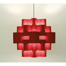 Red Pendant Light by Trend Red Ceiling Light 32 For Your Seeded Glass Pendant Lights